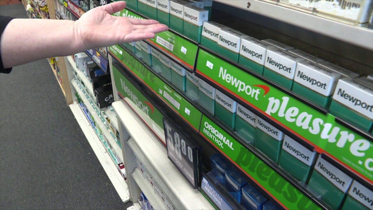 FDA looking to ban menthol cigarettes, flavoredcigars