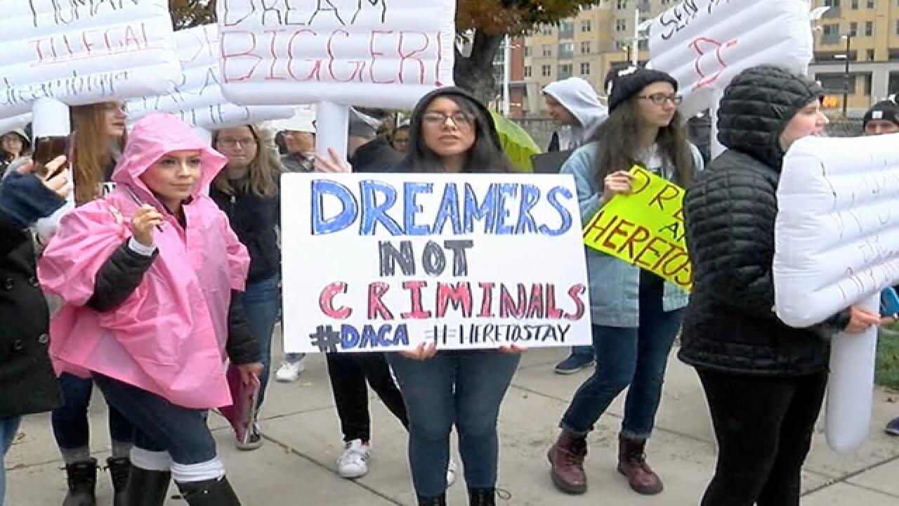 Ohio DACA student: We love this country