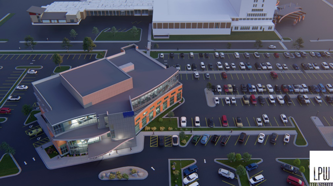 The Benefis Women's and Children's Center will transform a former car dealership on the 2700 block of 10th Avenue South into a place where Montana families begin healthier futures.