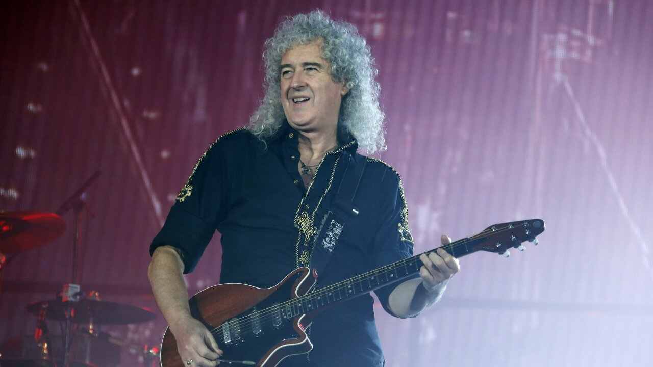 Queen guitarist Brian May wants another Live Aid concert to fight climate change