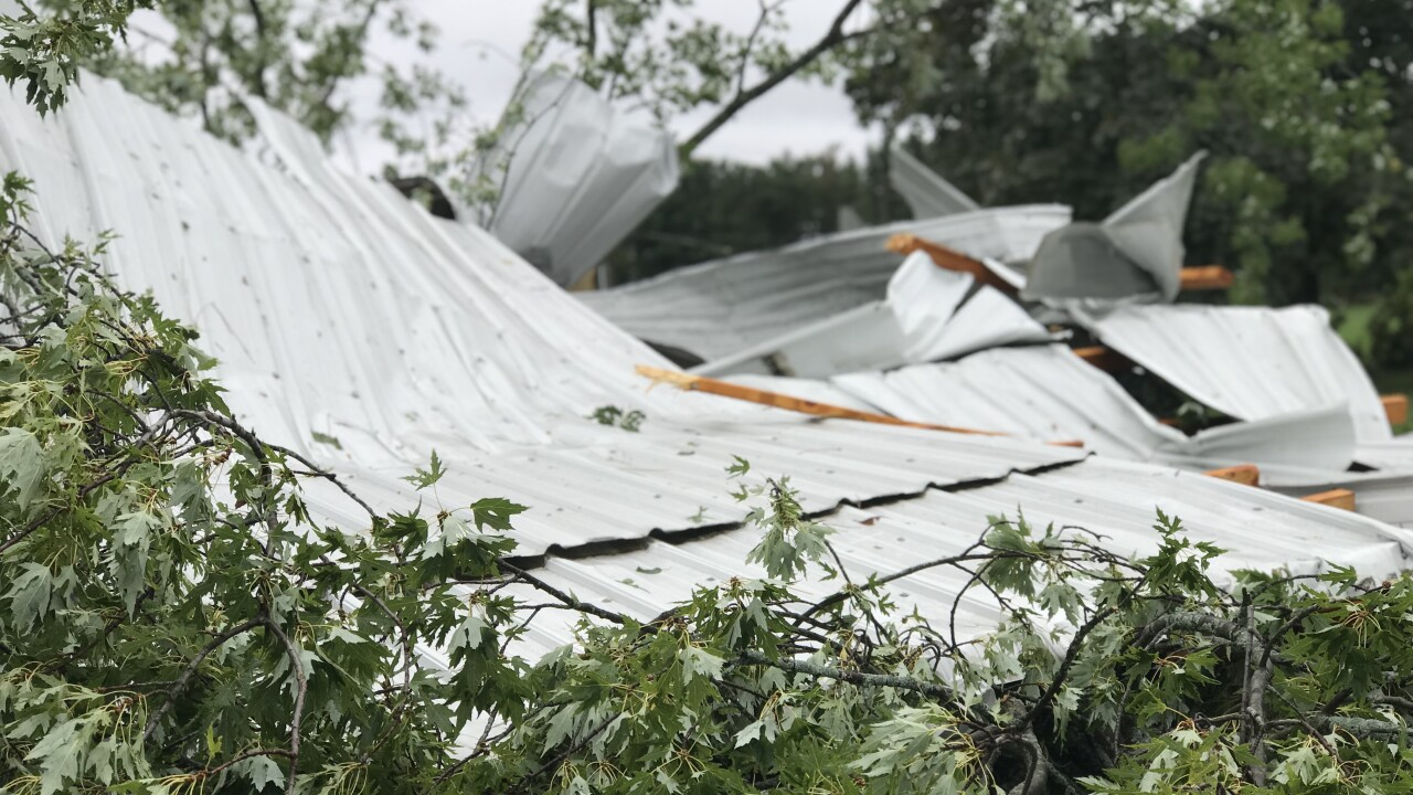 Southeast Wisconsin Homeowners Scramble To Clean Up After