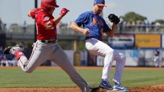 Nationals Mets Spring Baseball