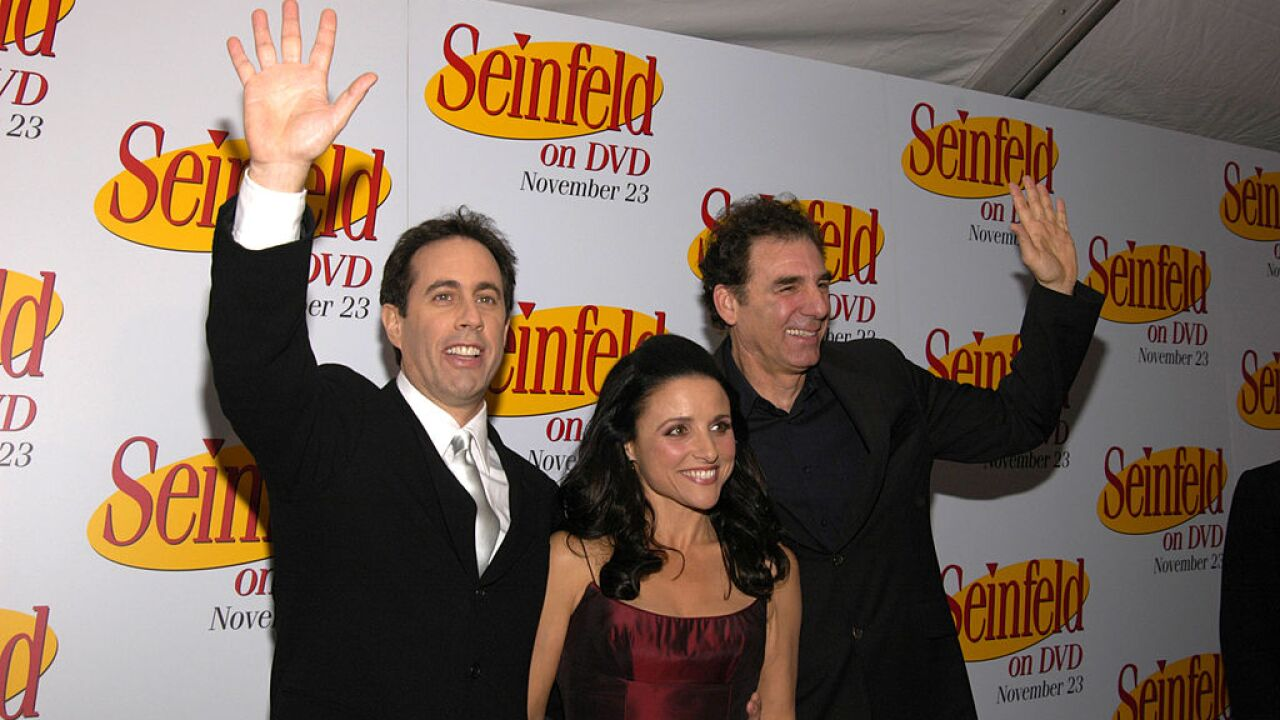 'Seinfeld' is heading to Netflix in 2021