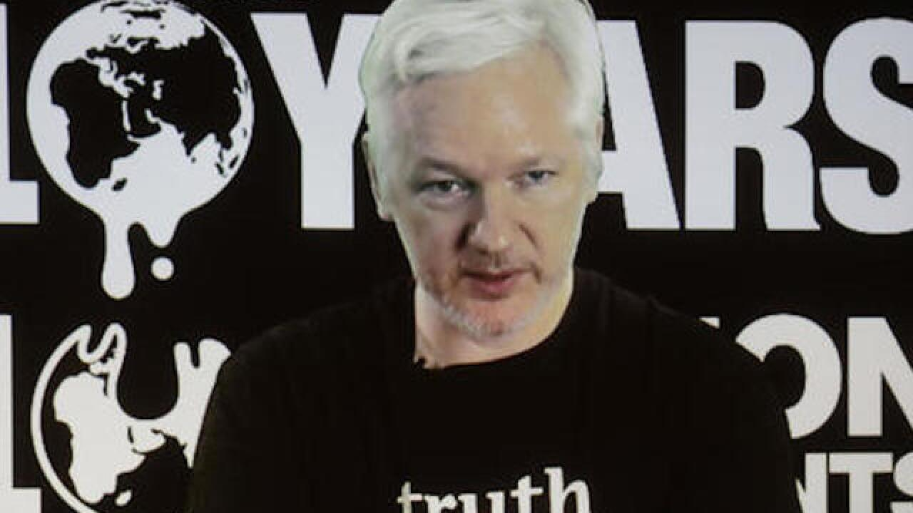 Ecuador confirms it has 'temporarily restricted' Julian Assange's internet