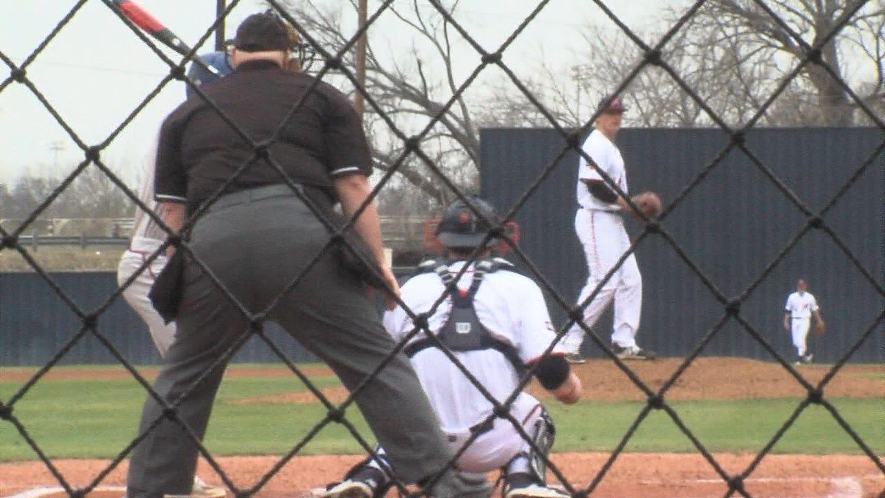 McLennan Baseball changing schedule due to weather forecast