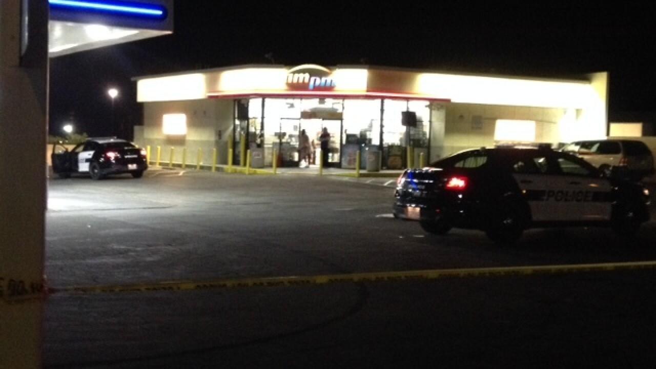 Shooting & stabbing in East Bakersfield