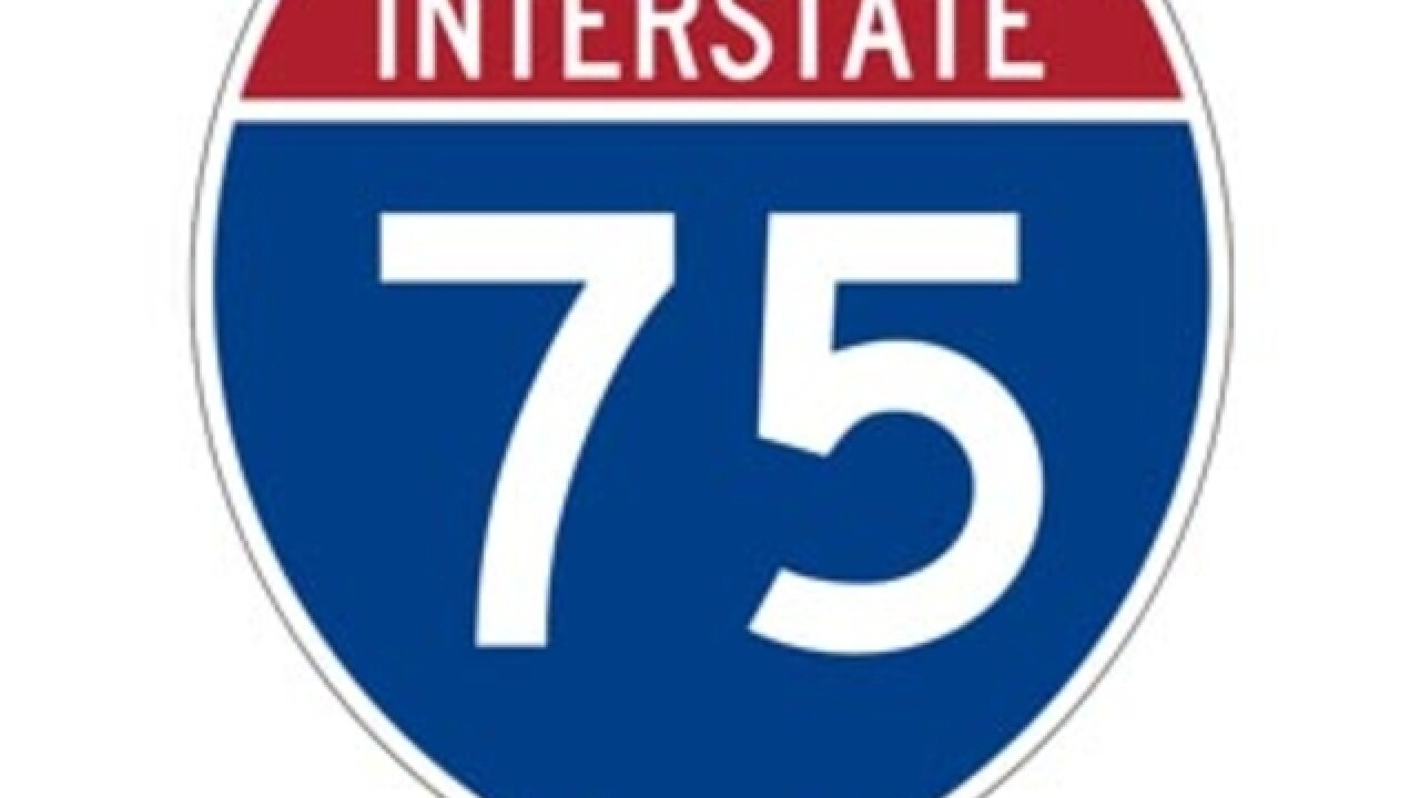One lane of SB I-75 to open Friday from I-96 to Springwells in Detroit