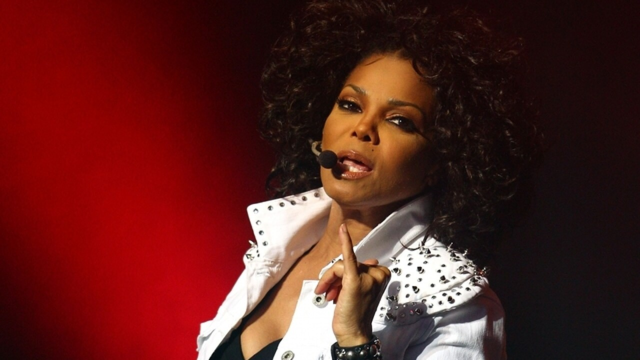 Janet Jackson will perform at Tampa's MidFlorida Credit Union Amphitheatre