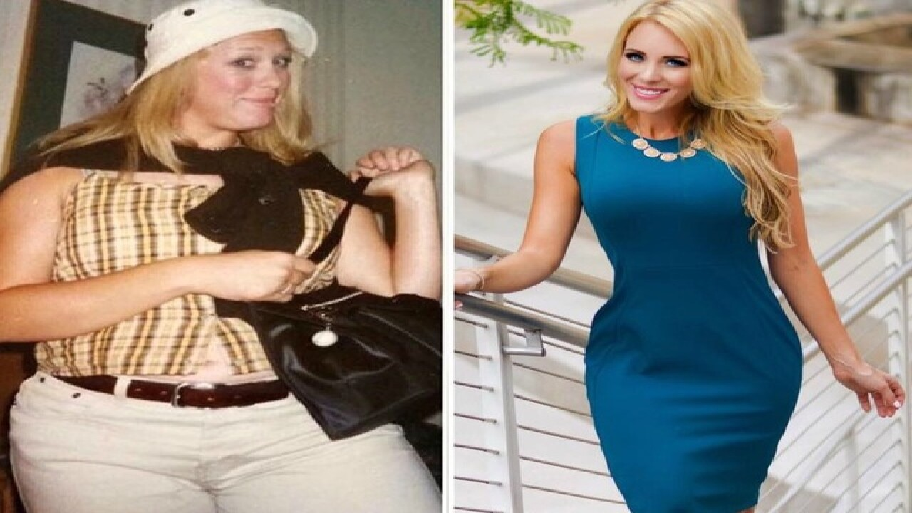 Queen Creek mom's incredible weight loss story
