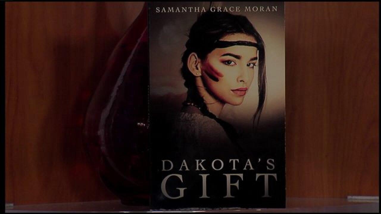 A high school project became Samantha Moran's debutnovel