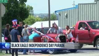 Black Eagle celebrates Independence Day