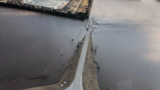 Flooding aerial 2