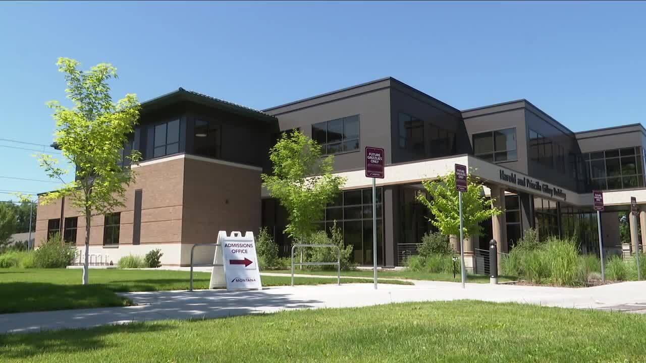 UM Campus Admissions