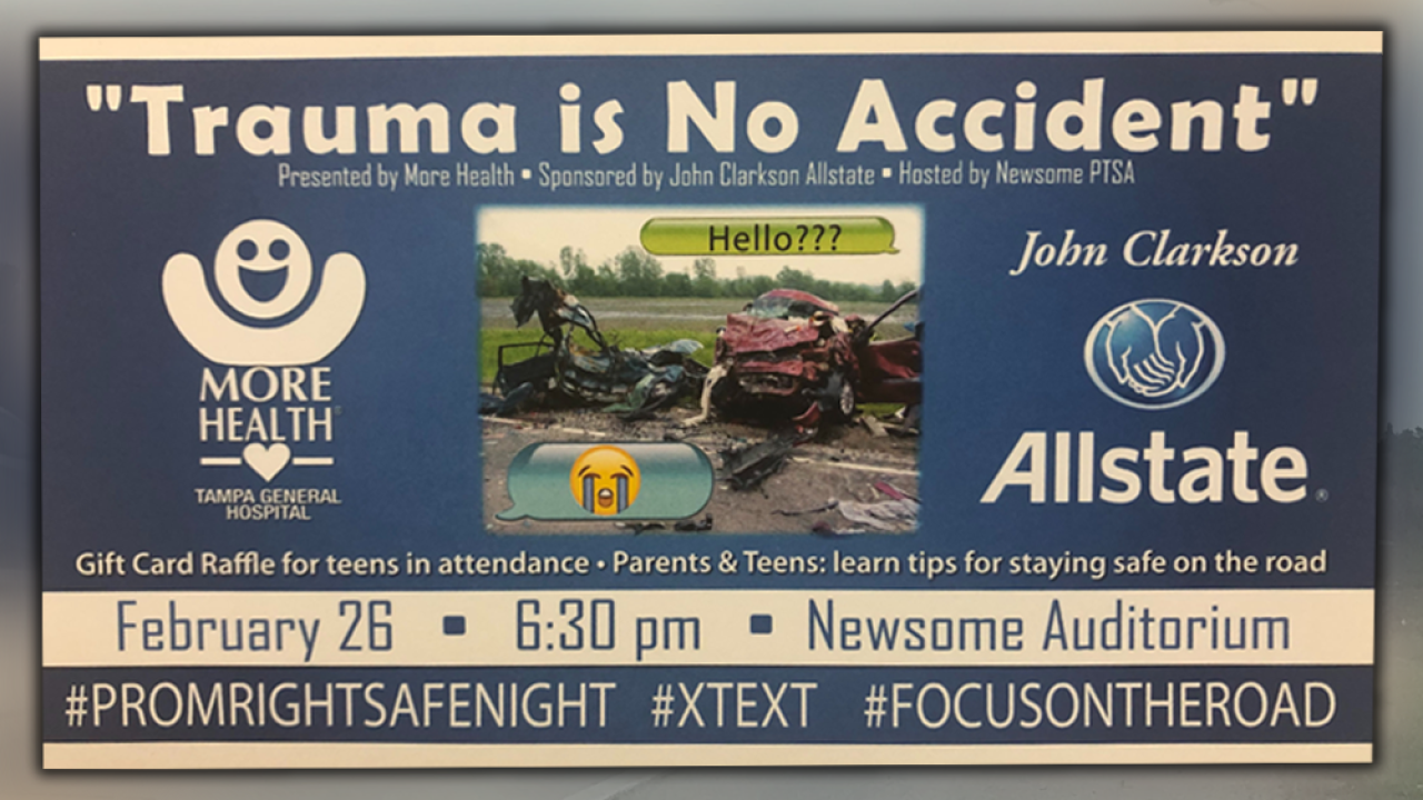 Newsome-High-School-Trauma-is-No-Accident-Flyer-2019.png