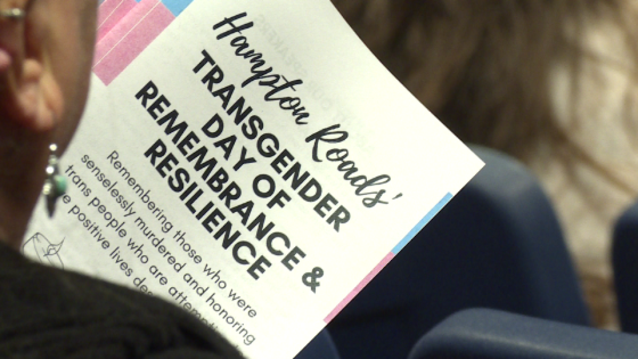 'It's not safe for them' Locals remember transgender people killed thisyear