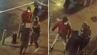 Delivery worker attacked, robbed in Midtown Manhattan