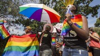 Uganda Entebbe Gay Prode