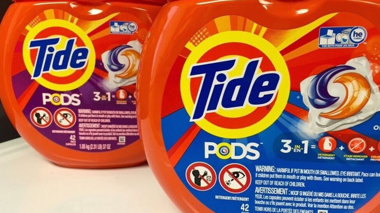 How did those nifty Tide Pods come to be?
