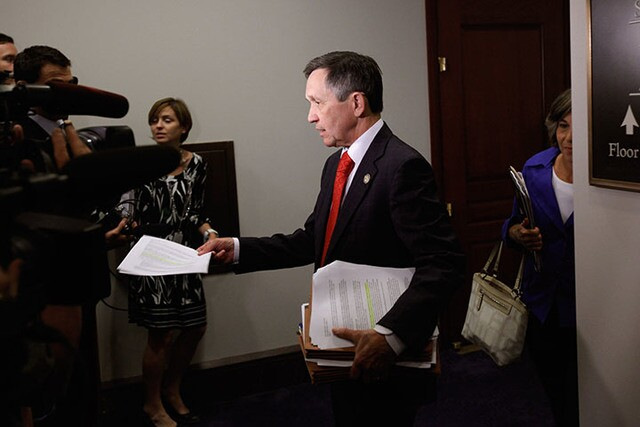 Dennis Kucinich files paperwork to join race to become Ohio's next governor