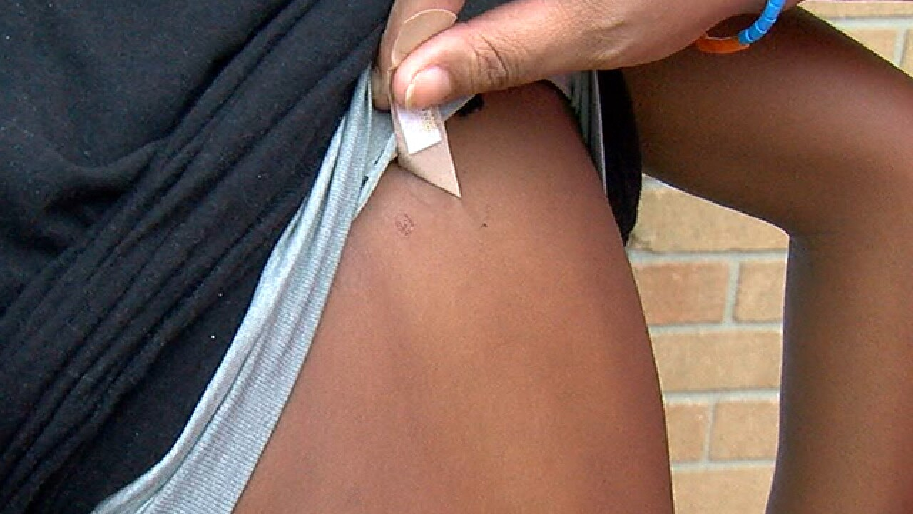11-year-old stunned with Taser: 'It was sad'