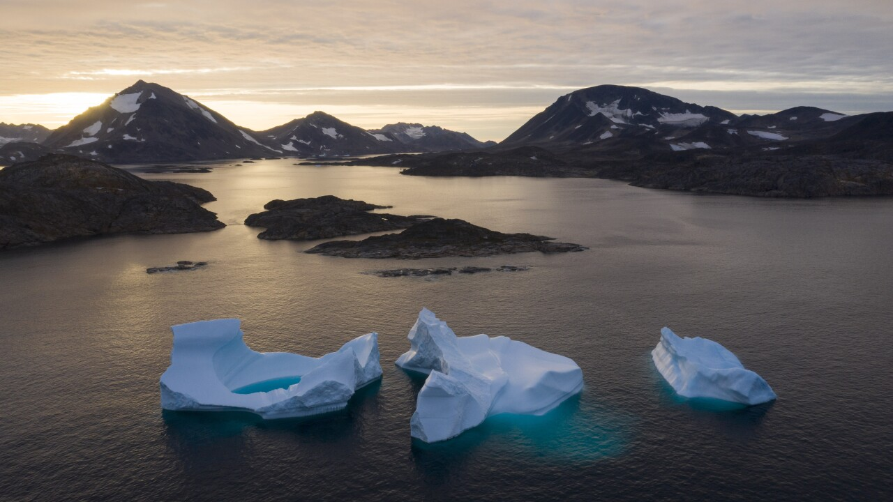 Greenland Record Melt