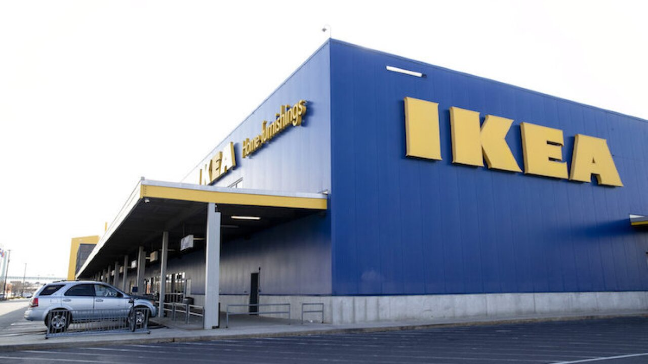IKEA Dresser Tipovers