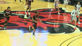 Cajuns Women's Basketball