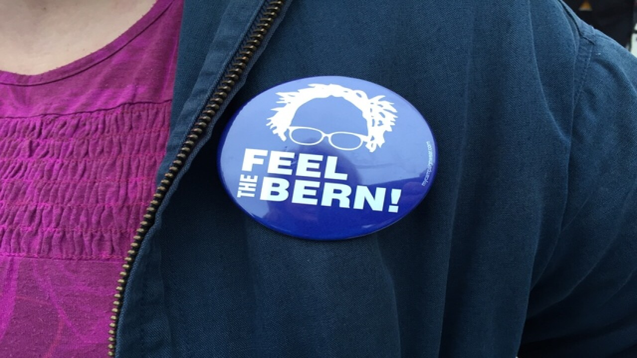 PHOTOS: Bernie Sanders comes to Indiana