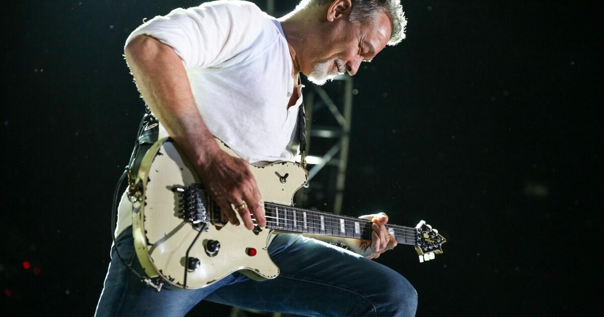 Legendary musician Eddie Van Halen dies at age 65, family says