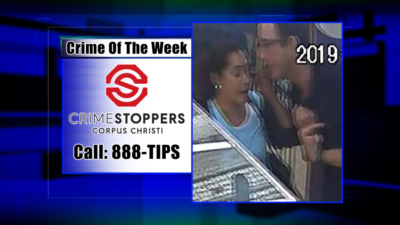 Crime Of The Week: January 1, 2020