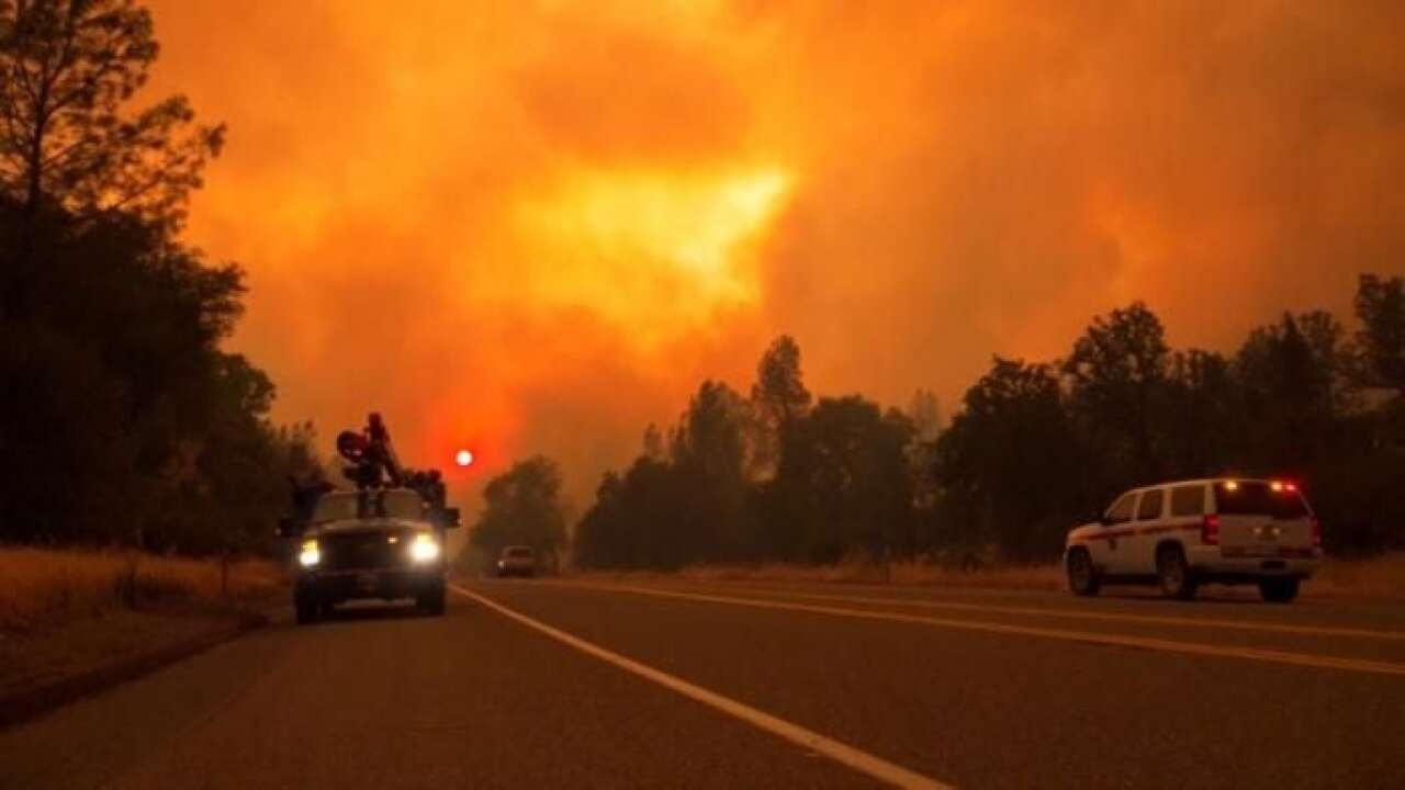 California wildfire victims claim $845 million in losses