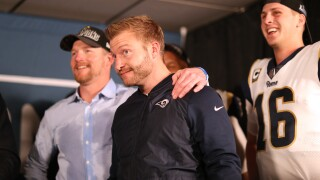 Rela-Sean-ships: McVay's many ties to Washington Redskins