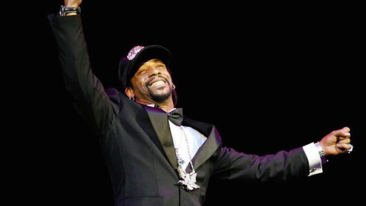 Katt Williams arrested on battery charge