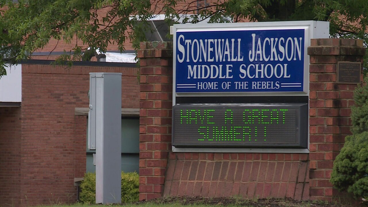 NAACP sues Hanover County schools over Confederate Schoolnames