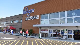All Kroger employees must wear face masks starting Sunday