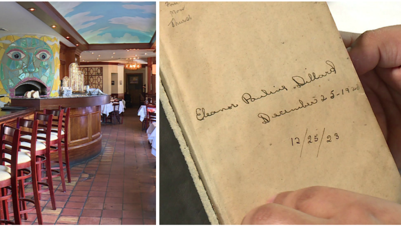Mystery solved! owner of 96-year-old bible left at Henrico restaurantfound