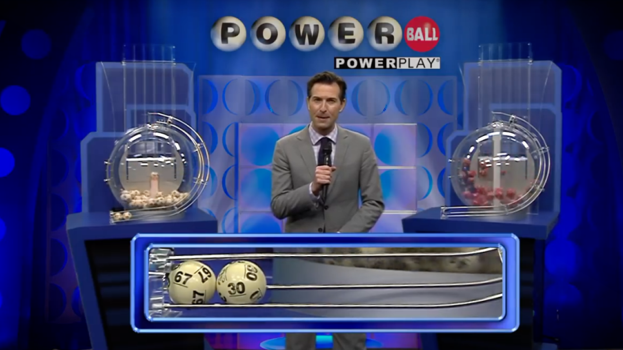 Powerball drawing March 16 2019