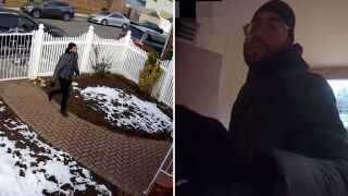 Man sought in citywide grand larceny pattern: police
