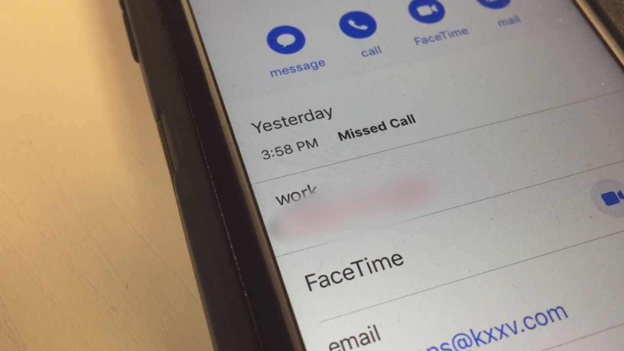 SPOOFING: Scammers using your own phone number to call you
