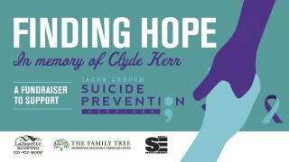Finding Hope suicide prevention fundraiser