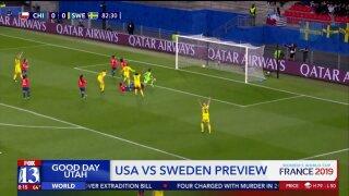 World Cup preview: Sweden vsUSA