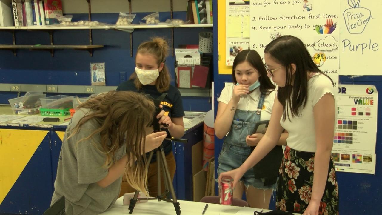 Box Elder students learn about media literacy