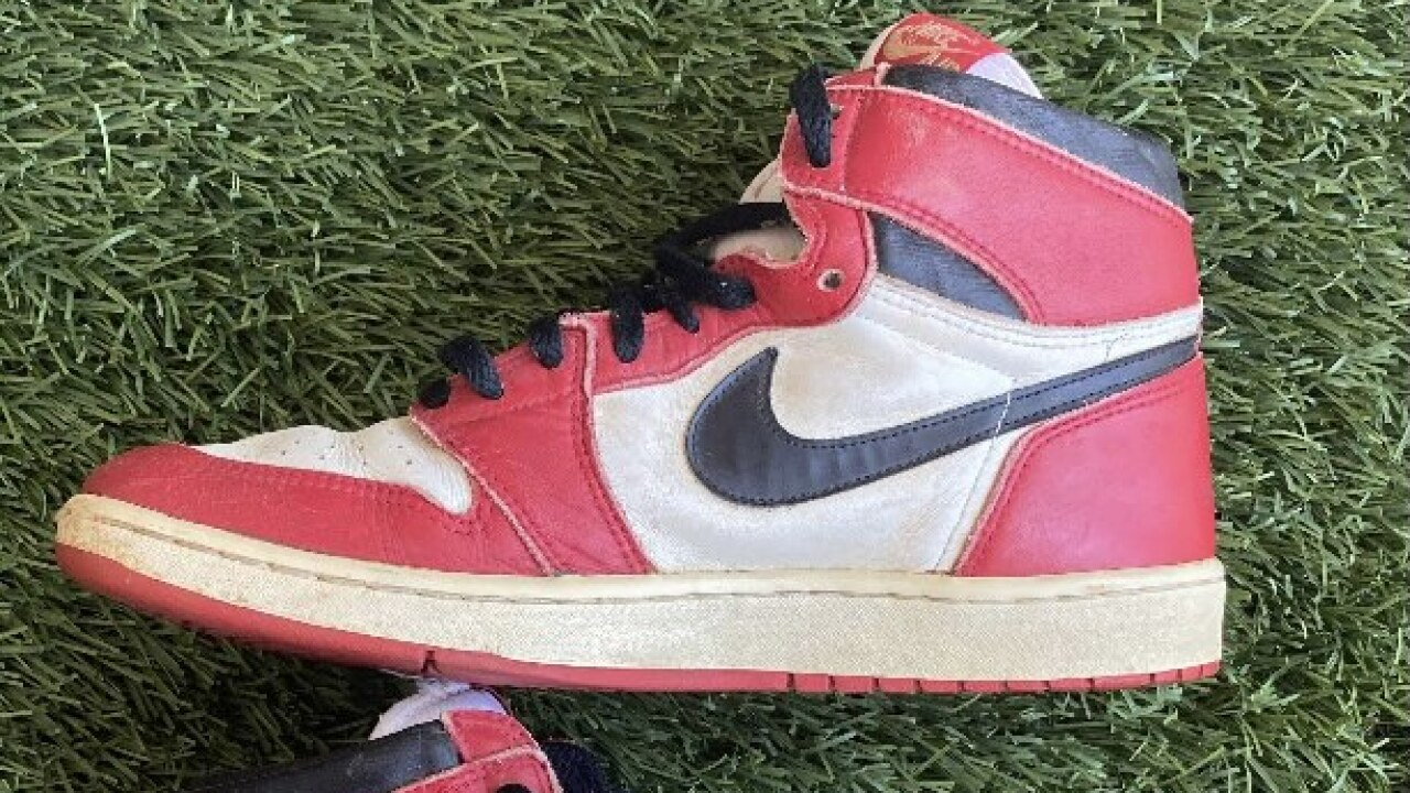 More than $100,000 of sneakers stolen in Mission Valley storage locker theft