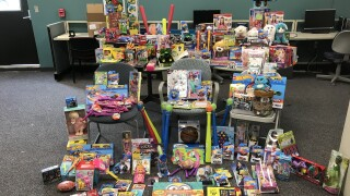 LCC Employees - Toys for Tots