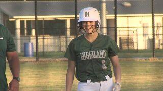 Highland Baptist Softball 2021