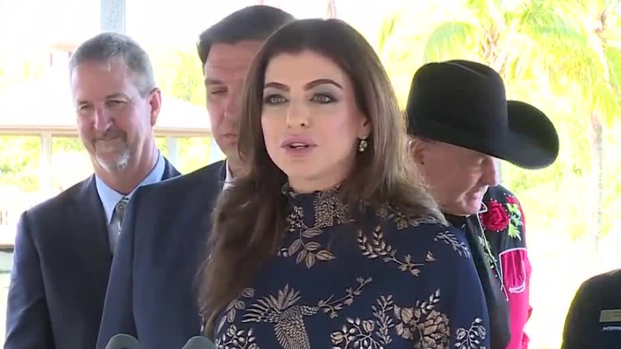 Florida first lady Casey DeSantis