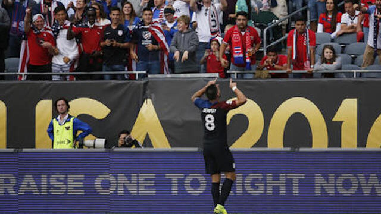 Clint Dempsey's goal and two assists leads US over Costa Rica