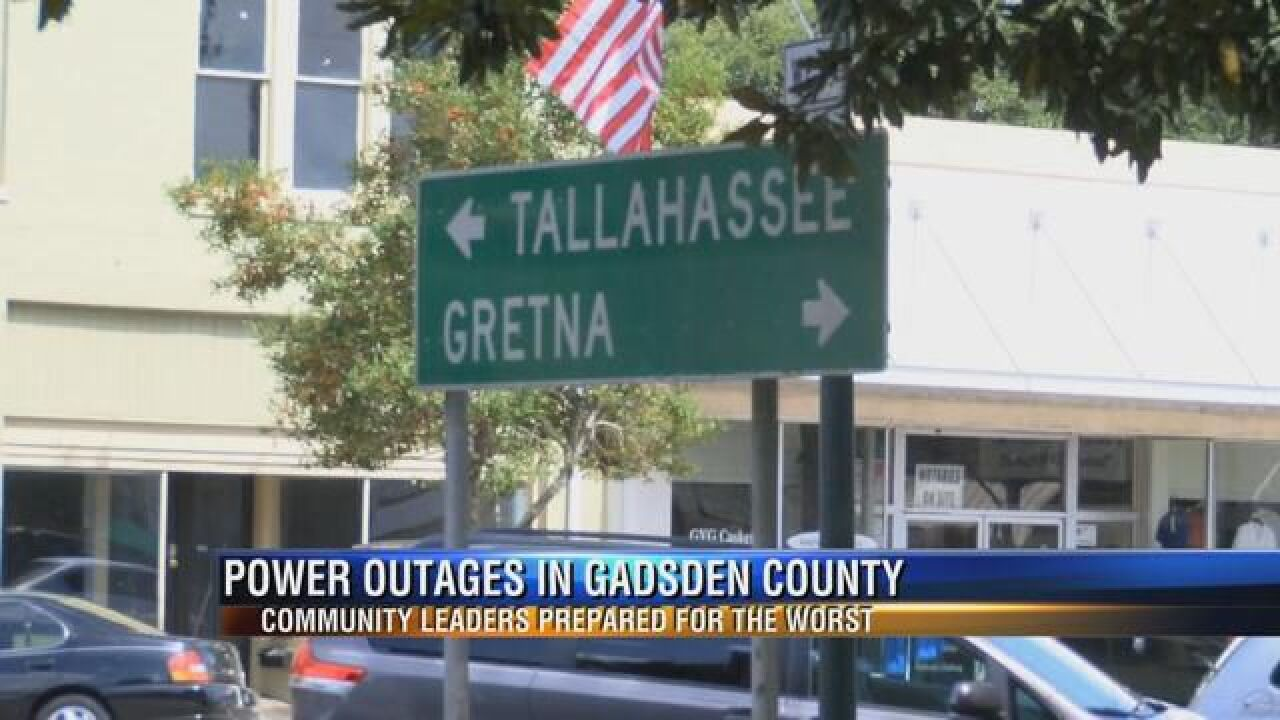 Community Comes Together to Fix Gadsden County Power Outages