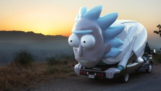 'Rick and Morty'-themed 'Rickmobile' to visit Chandler's Alamo Drafthouse Cinema on August 26