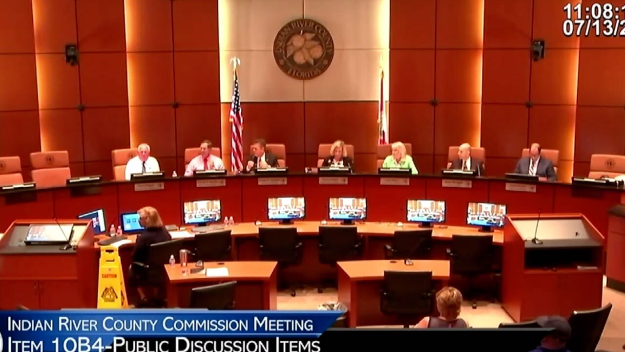Indian River County commissioners pass resolution declaring county is a 'Second Amendment sanctuary' county